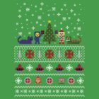 HeMan Christmas Sweater + Card by rydiachacha