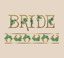 Irish Shamrock Wedding - Bride by SpiceTree