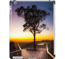 Amazing sunrise at Boroka Lookout iPad Case/Skin