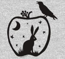 The Hare and the Raven Kids Clothes