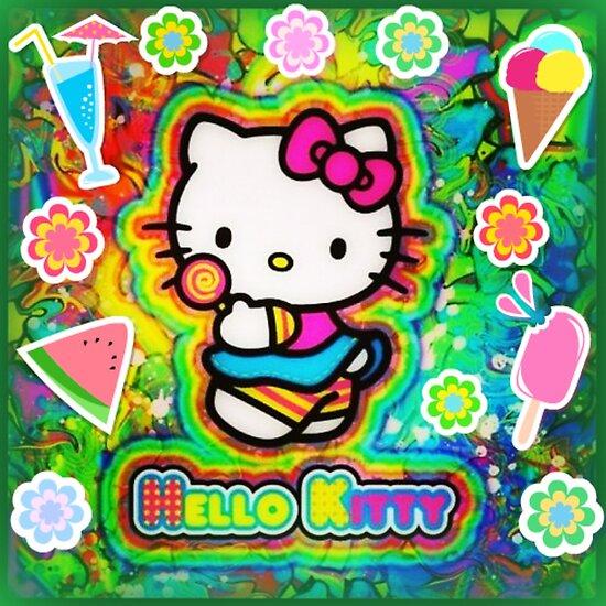 Hello Kitty Summer Hello kitty summer fun by