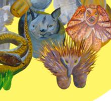 Australian animals Sticker