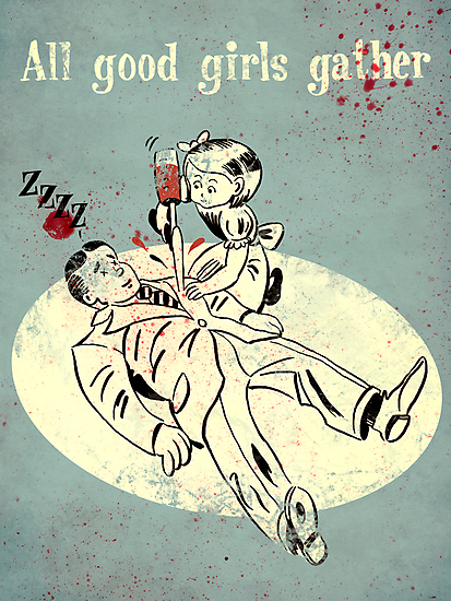 Bioshock - Good Girls Gather by Carrie Wilbraham