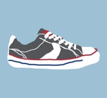 Sneaker sketch by endorphin