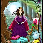 Princess Rain and the Dragon 2 by Wendy Crouch
