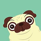 Pug by Scott Weston