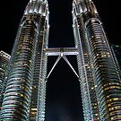 Petronas Towers by Ali Anas