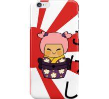KOKESHI AYAME iPhone Case/Skin