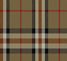 01828 Burberry Counterfeit Tartan Fabric Print Iphone Case by Detnecs2013