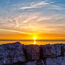 Sunrise & Stone by James Meyer