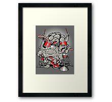 Rock & Roll Framed Print