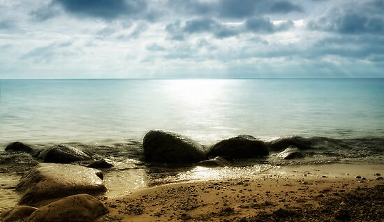 baltic sea by lucyliu