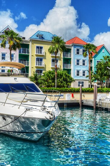 Marina Village at Paradise Island in The Bahamas by 242Digital
