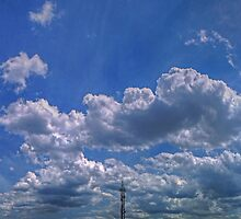 ©HCS Cloudscape Tower I by OmarHernandez