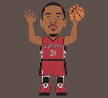 NBAToon of Terrence Ross, player of Toronto Raptors by D4RK0