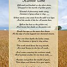 Harvest Time Scene and Poem by SpiceTree