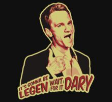 Barney Stinson by GKdesign