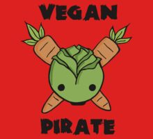 Vegan Pirate by reloveplanet