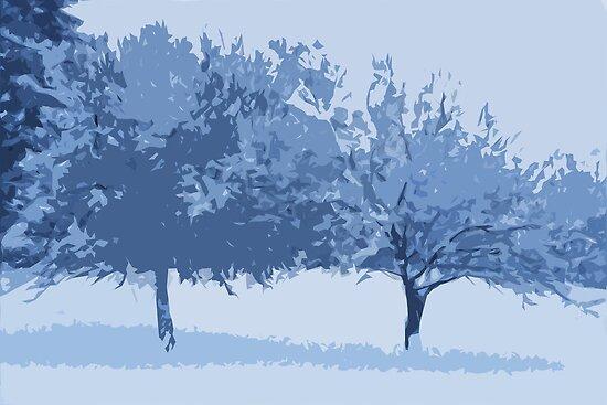 Winter Apples by Wayne King