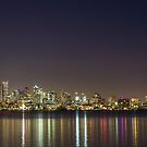 Seattle Skyline by Will Rynearson