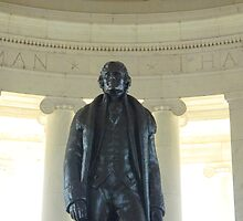 Jefferson Memorial - Washington DC by ctheworld