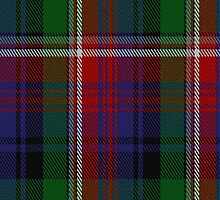 01849 Caledonian Society of Prince Edward Island Tartan Fabric Print Iphone Case by Detnecs2013