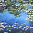After Monet by Sally Ford