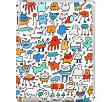Mad Monster Friends iPad Case/Skin