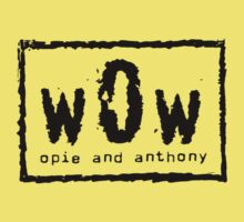 Opie & Anthony (nWo Parody) (for light shirts) by Bob Buel