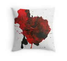 Friday Night Pose Throw Pillow
