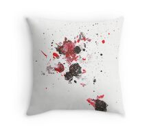 Only Burn Throw Pillow