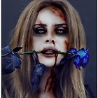 ZS© - Zombified Lana Del Ray by Ela Designs©