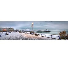 Cold Coast Photographic Print