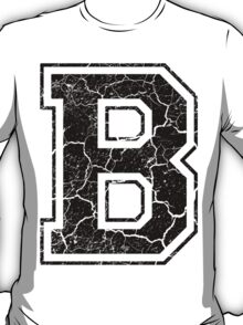 B - the Letter T-Shirt