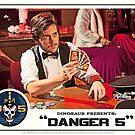"Danger 5 Lobby Card #12 - ""Hein's wife"" by dinostore"