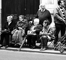 The Audience ... by Berns