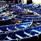 Essaouira - fishing boats by thefifthAce