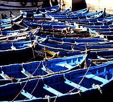 Essaouira - fishing boats by thefifthAce