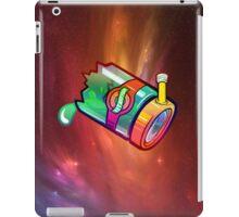 Bong In Space. iPad Case/Skin