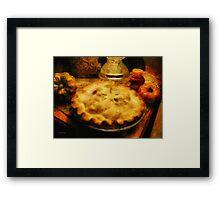 Harvest Table Framed Print