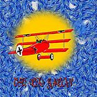 The Red Baron WW1 Fighter Ace by Dennis Melling