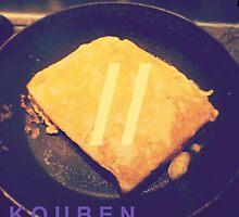 Kouben - Egg Bread by Kouben