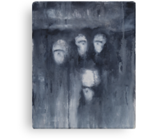 Nocturn 5: Four was our Number Canvas Print