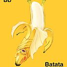 Bb - Batata // Half Bat, Half Banana by bkkbros
