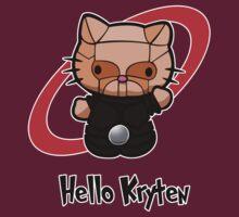 Red Dwarf Kryten Kat by HiKat