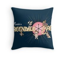 Greendale Babies Throw Pillow