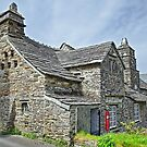 Tintagel Post Office by Susie Peek