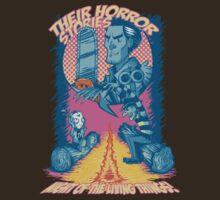 Their Horror Stories v2 T-Shirt