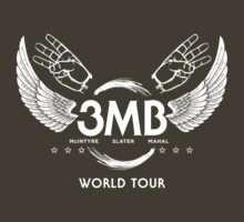 3MB World Tour (WWE) (for dark shirts) by Bob Buel