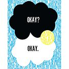 The Fault in Our Stars Typography by Larizze Ocampo